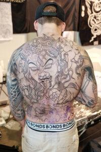 Asian Tattoo