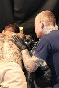 back piece tattoo